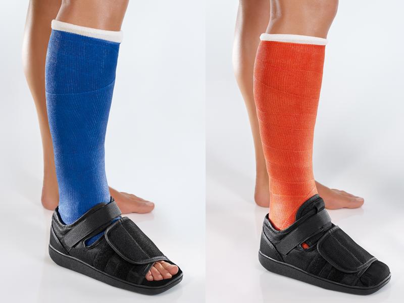 Fixační bota na nošení na obvazech ac92ad2346