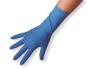 Rukavice latex.modré nepudrované vel L zesílené empty 8cd45c1477