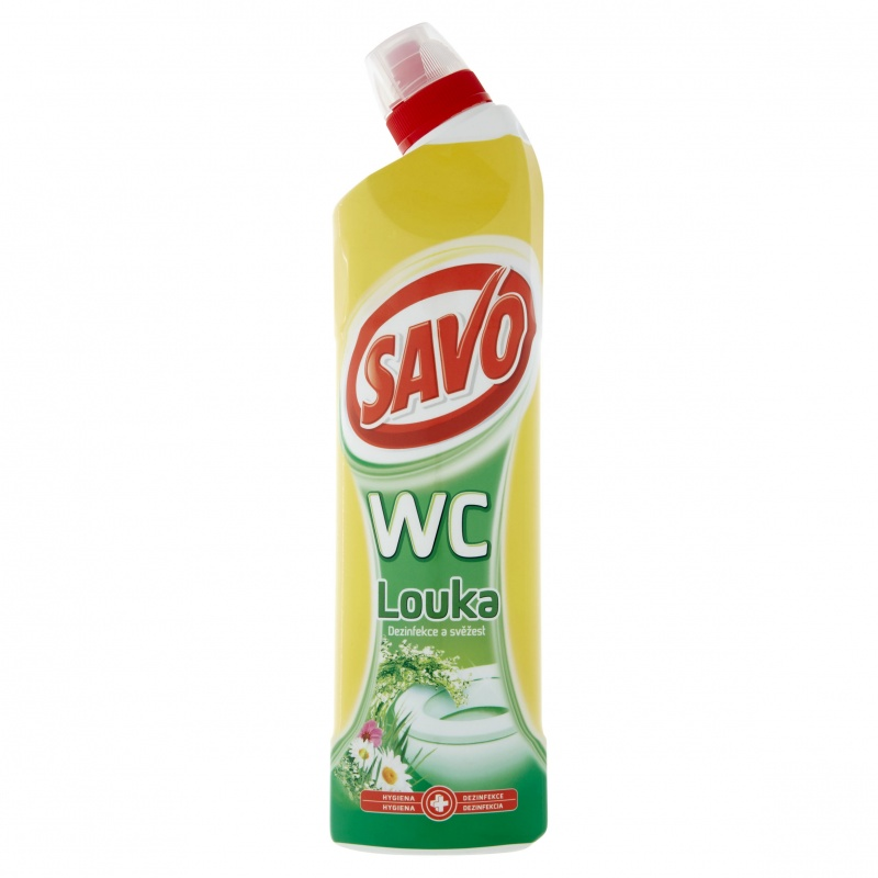 SAVO WC Louka (750 ml)