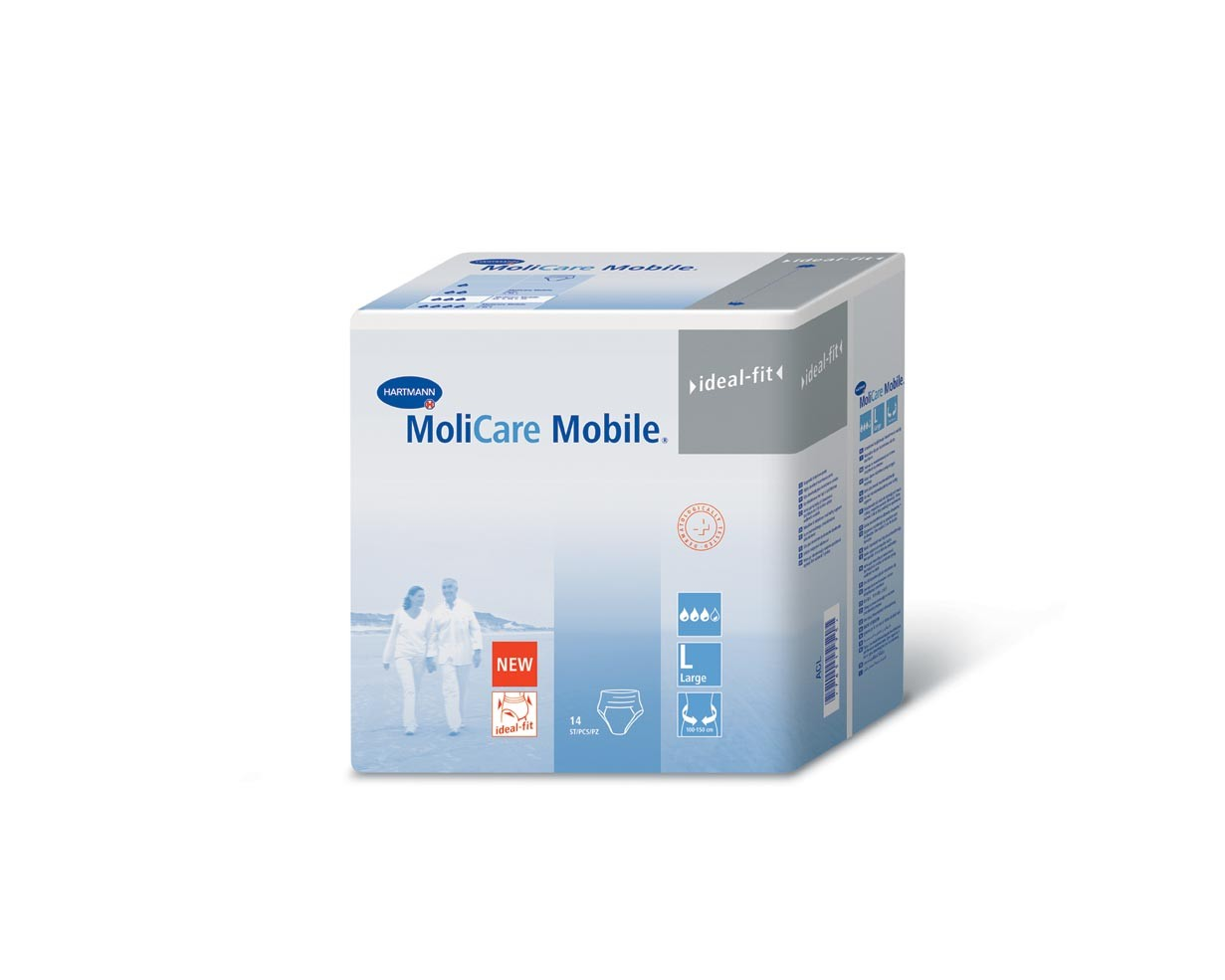 Molicare Mobile small   obvod 50 - 80 cm