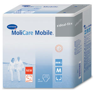 Molicare Mobile Medium obvod 70 - 120 cm